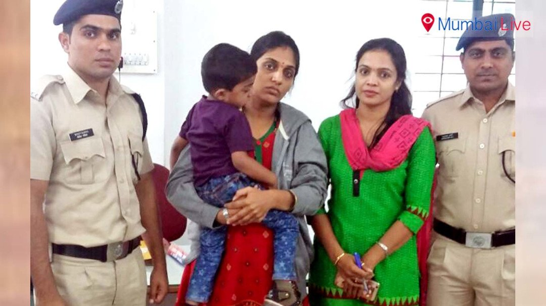 RPF rescues pregnant woman