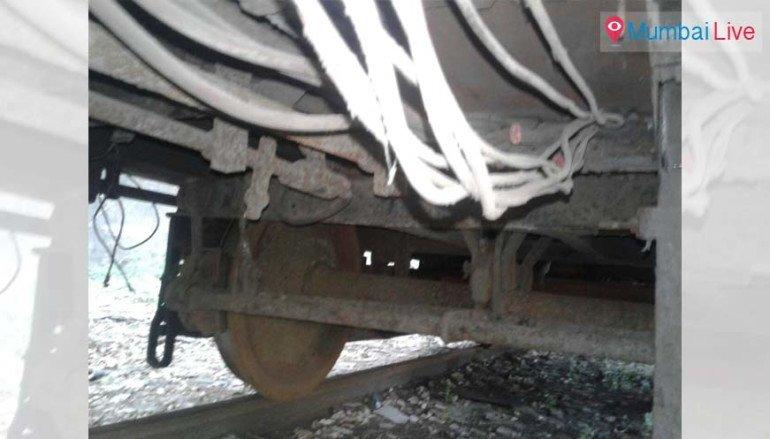 रेलवे के हाथ लगा बड़ा चोर
