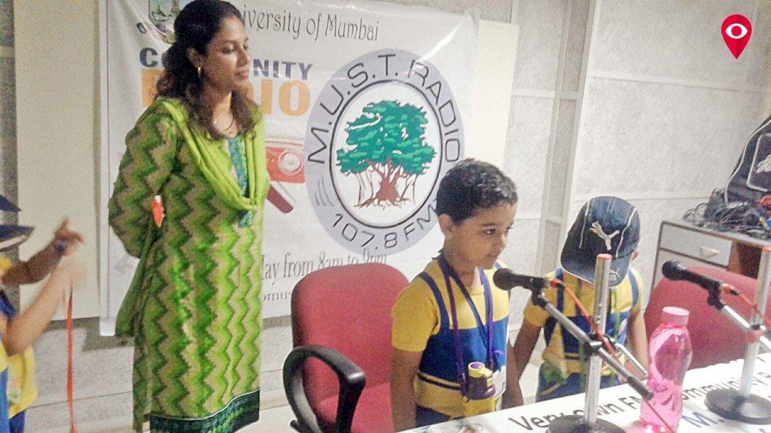 """बंद हुआ मुबंई विश्वविद्यालय का """"मस्त """" रेडियो स्टेशन !"""