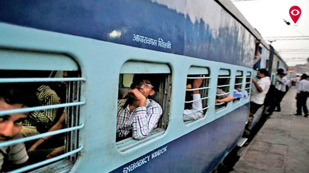 उत्तर भारत की ओर जाने वाली ट्रेन की मांग को लेकर दो दिवसीय उभावि संस्था का हस्ताक्षर अभियान