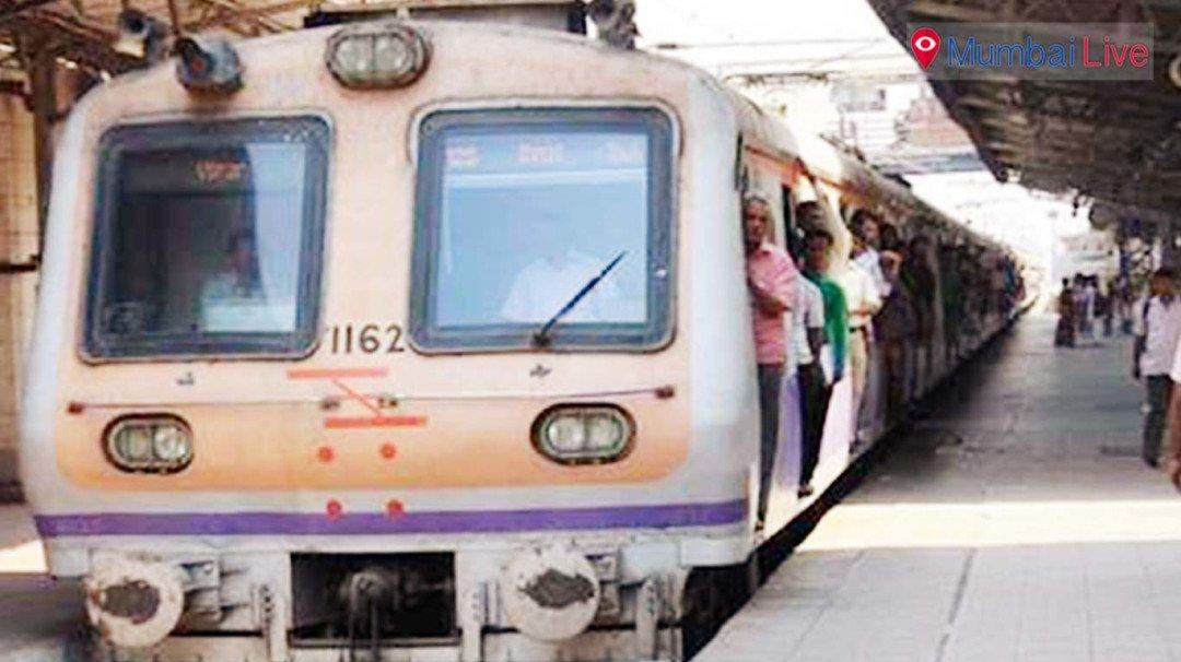 तकनीकी खराबी के चलते हार्बर रेल सेवा डेढ़ घंटे तक हुई प्रभावित