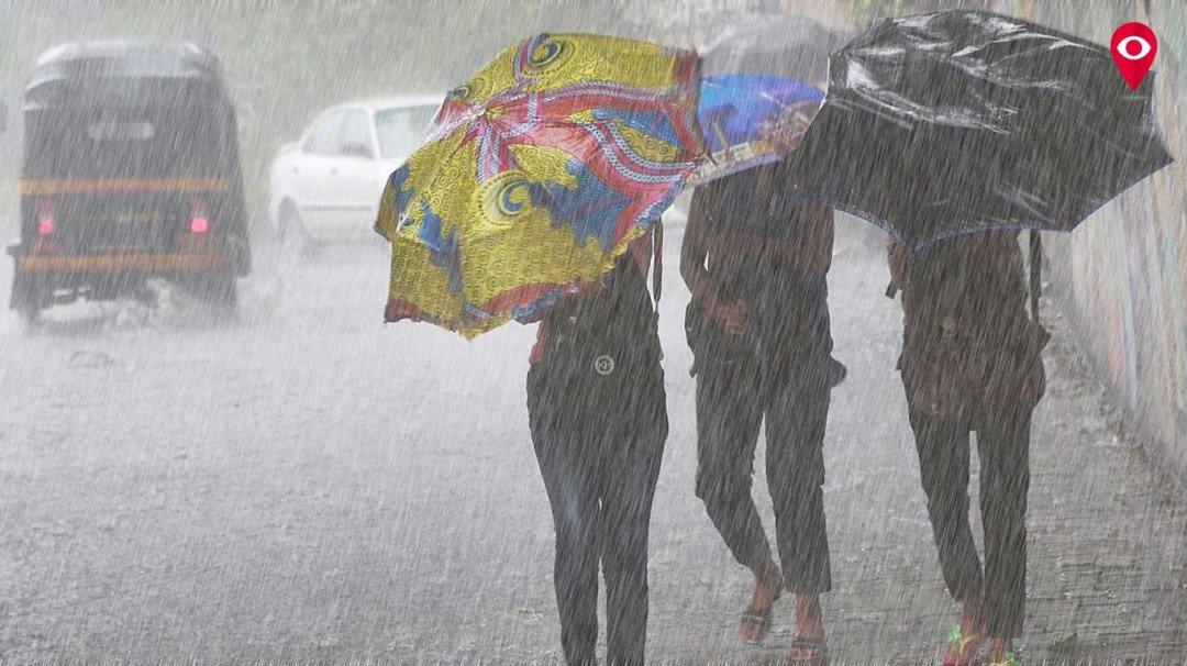 मुंबई में मुसीबत की बारिश
