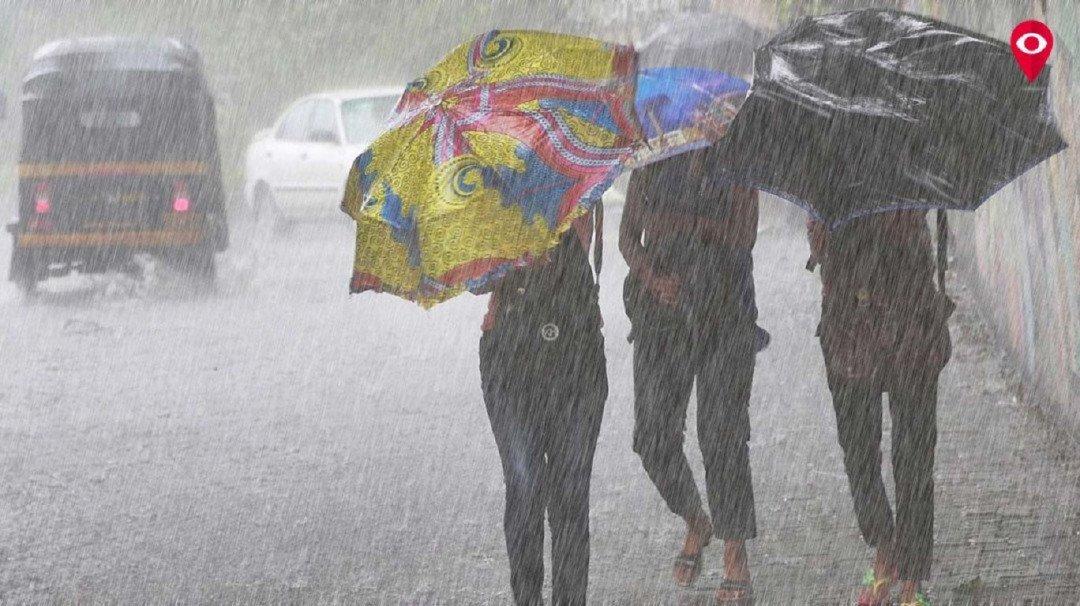 आनेवाले दो दिनों तक मुंबई में हो सकती है जोरदार बारिश