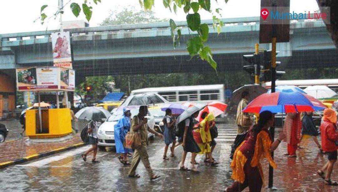 मुंबई पर मेहरबान वरुणदेव