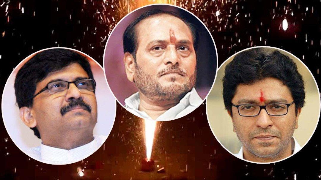 पटाखों पर प्रतिबंध के विरोध में राजनीतिक गलियारों में शुरू हुआ पटाखों का फूटना