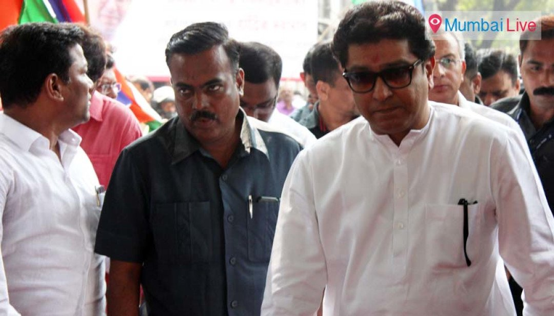 Raj Thackeray gearing up for BMC elections