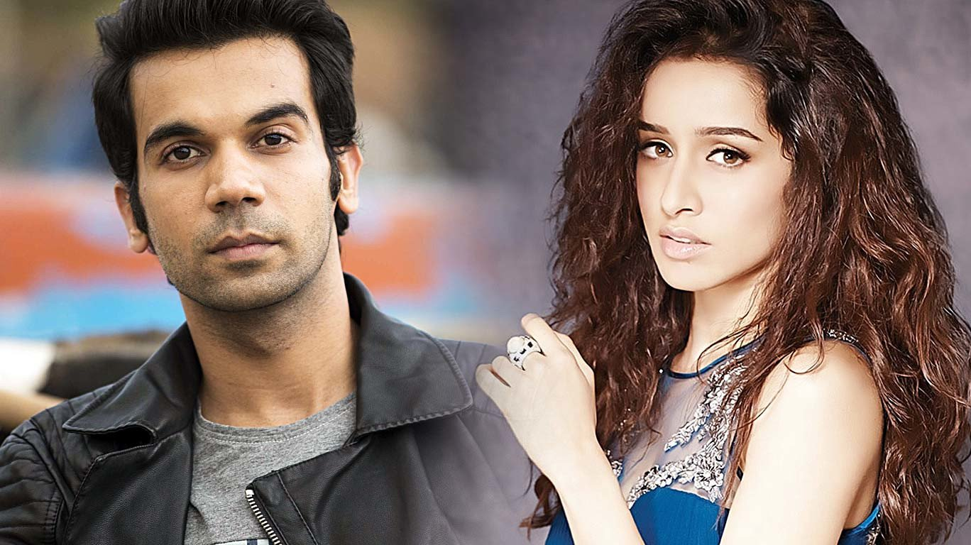 Rajkummar Rao signs on his first horror-comedy with Shraddha Kapoor