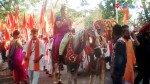 मुलुंड में दिंडी यात्रा का आयोजन