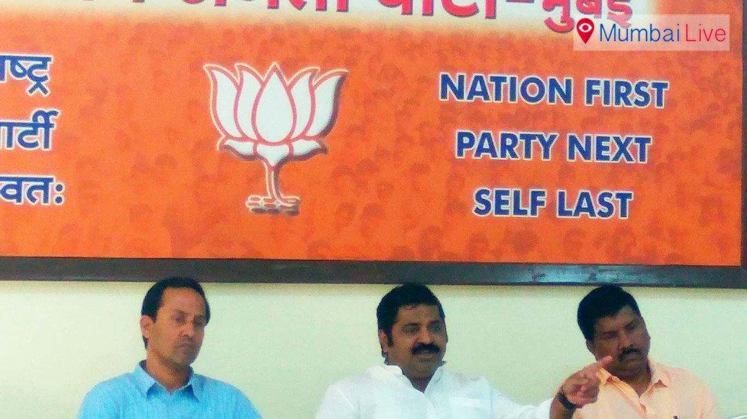 Ram Kadam rips into Sena, poses queries on Khambata