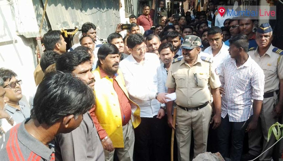 Athawale announces help for orphans