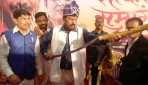 Honouring Ramdas Athawale