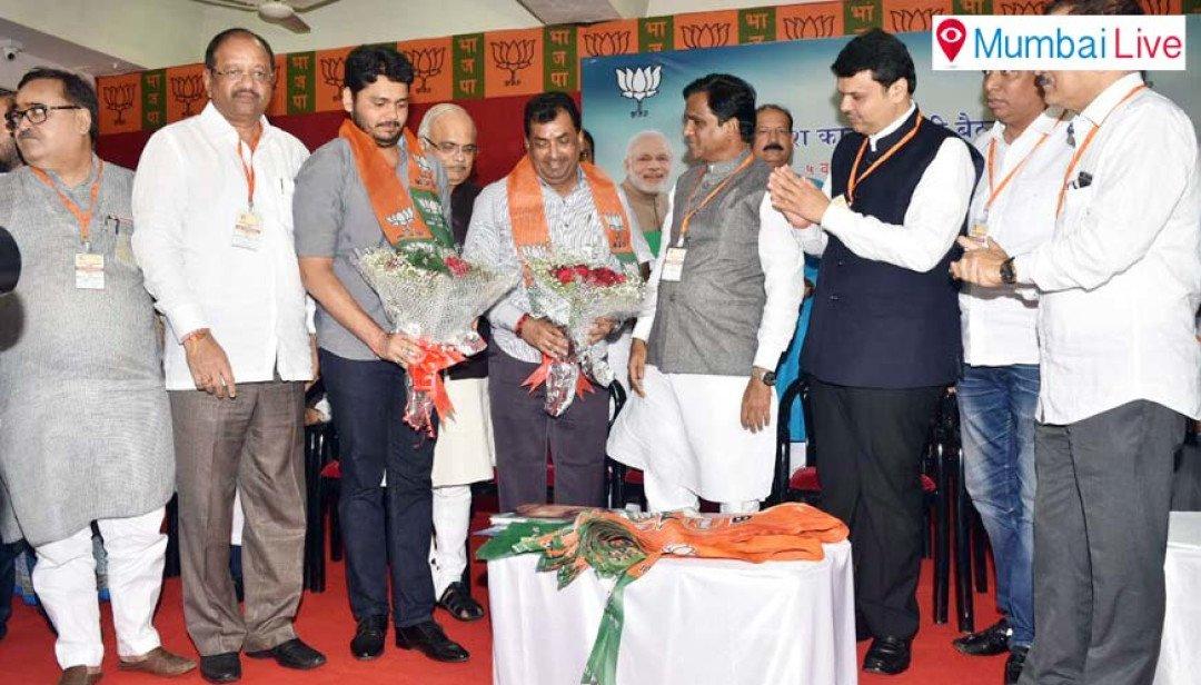 Ramesh Singh Thakur Joins BJP