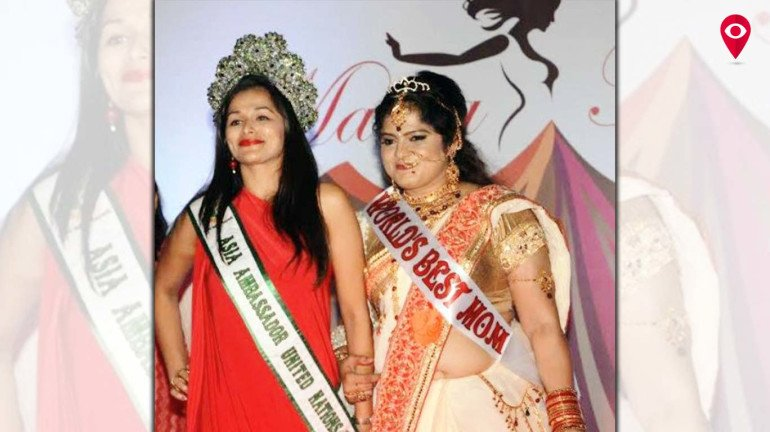 Mothers walk on ramp at Wockhardt Hospital this Mother's Day