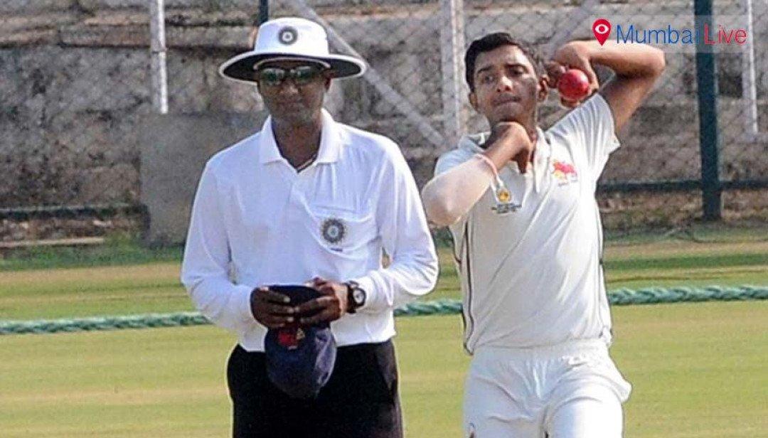 Mumbai beat Hyderabad in Ranji tie