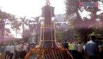 शीवमधील राणी लक्ष्मीबाई उद्यानाचं उद् घाटन