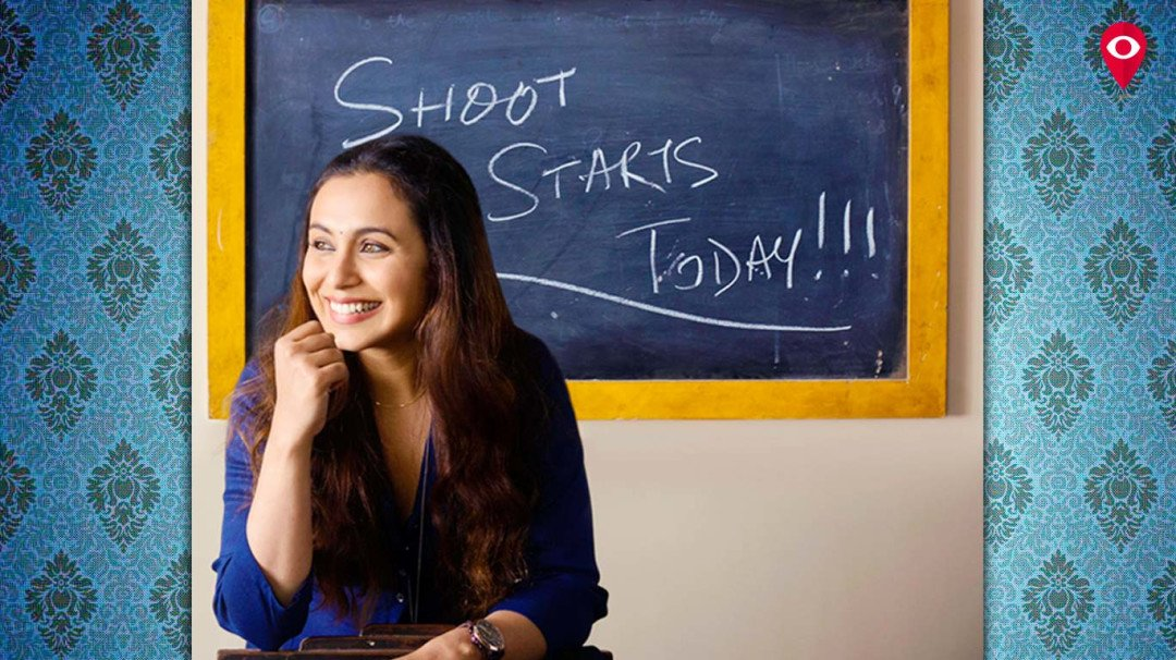 Rani Mukerjee starts shooting for 'Hichki' today