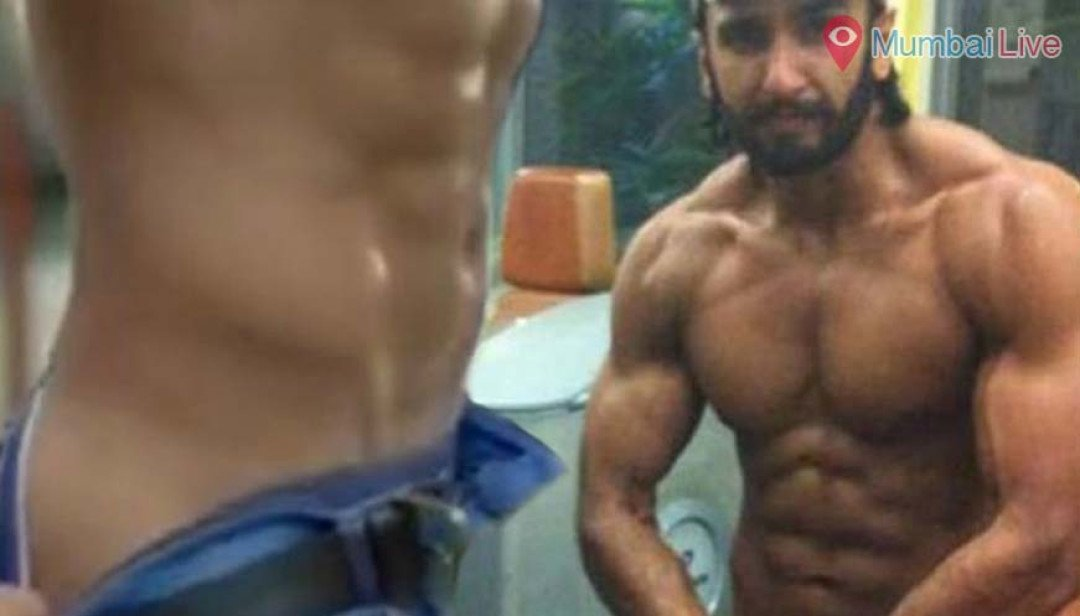 Eye candy Ranveer