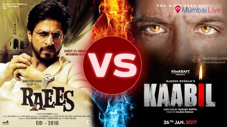 Raees may get bigger opening than Kaabil