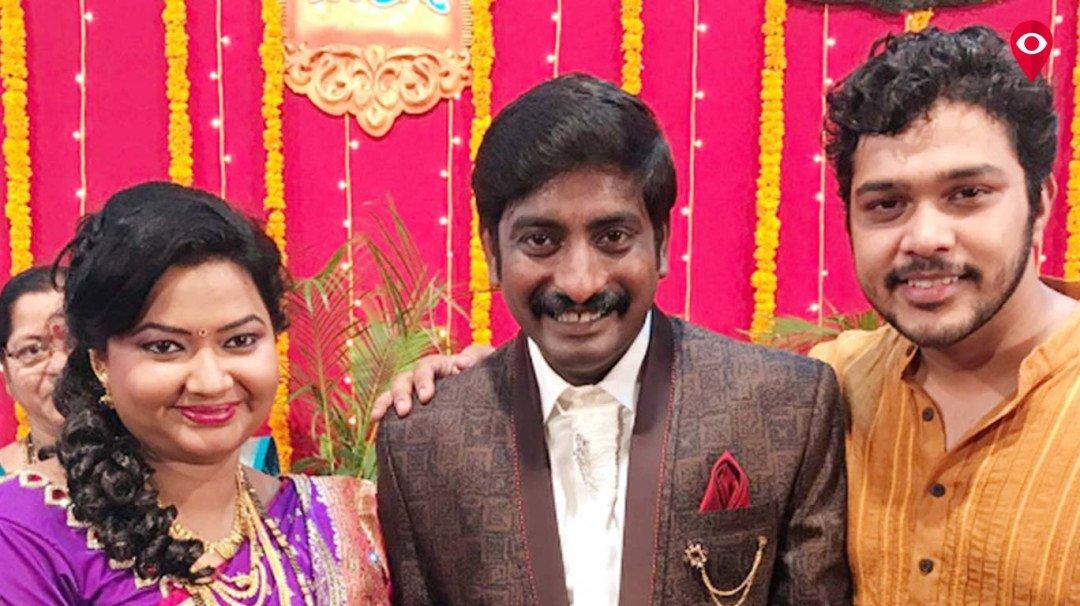 'रात्रीस खेळ चाले ' मधील पांडू अडकला लग्नबंधनात