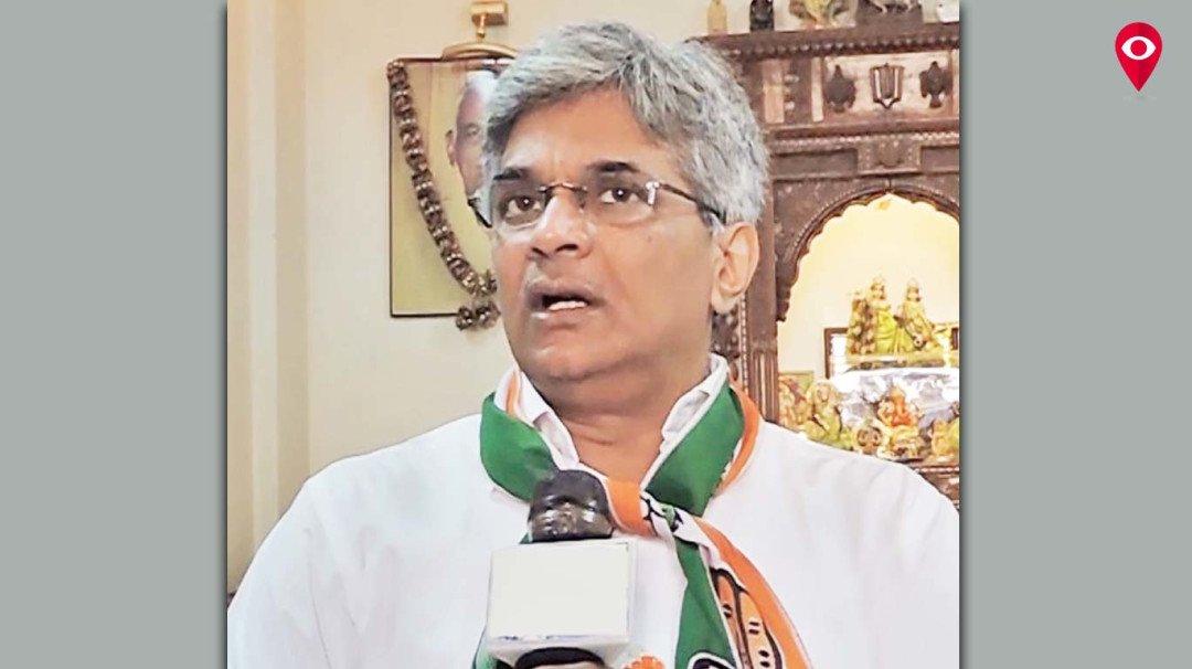बीएमसी में विरोधी पक्षनेता पद पर कांग्रेस के रवि राजा