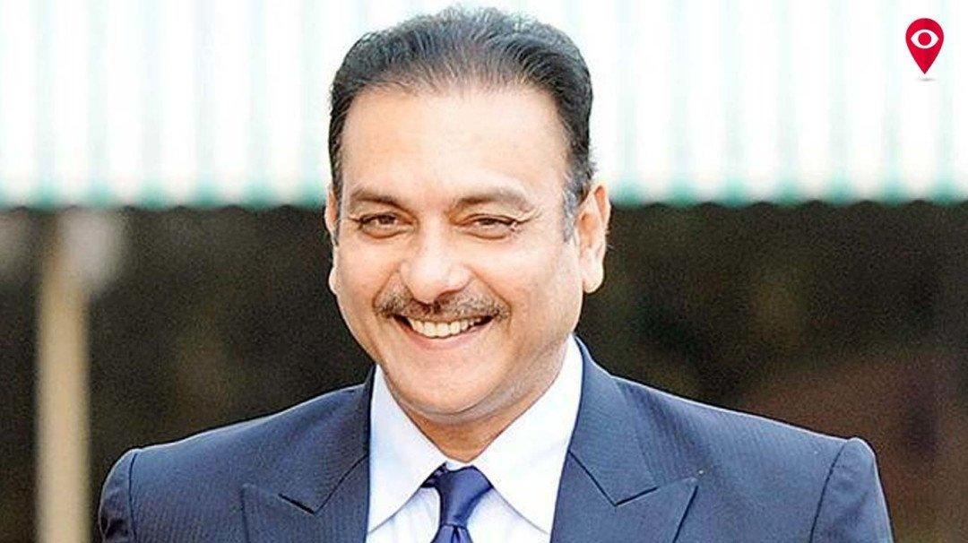 रवि शास्त्री भारतीय क्रिकेट टीम के मुख्य कोच