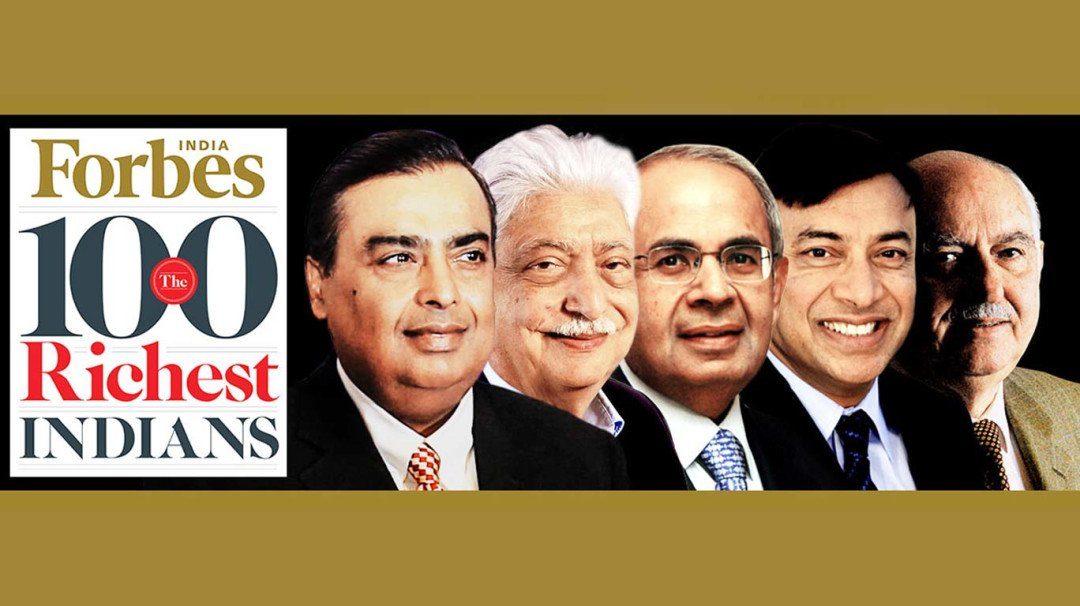 Mukesh Ambani tops 2017 Forbes India rich list for the 10th year in a row