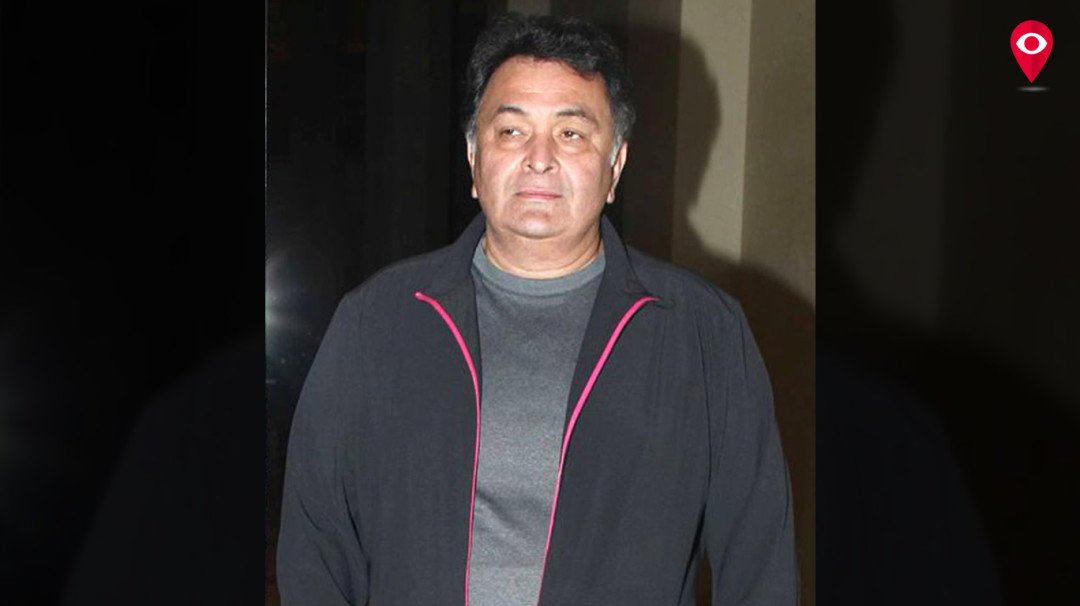 BMC issues a notice to Rishi Kapoor