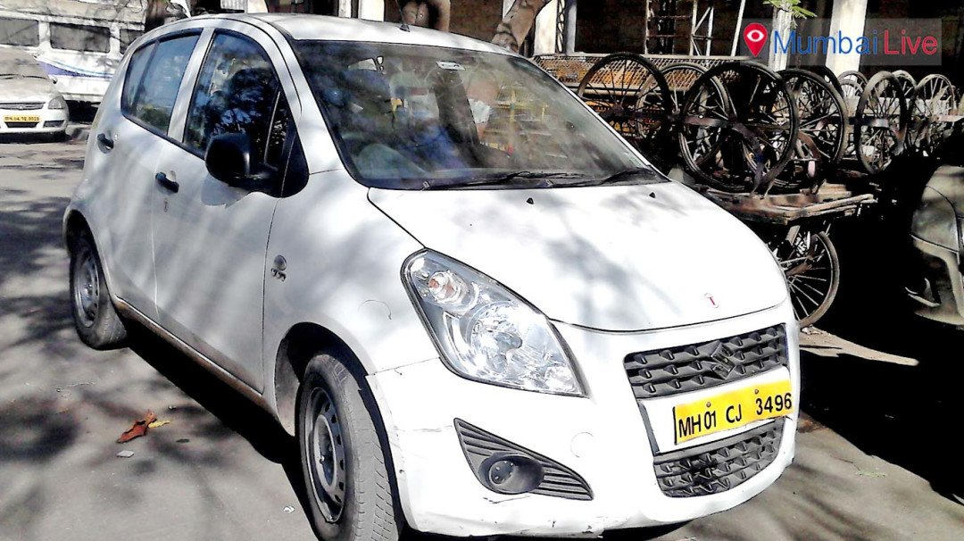 Speeding Ola car hits teenager