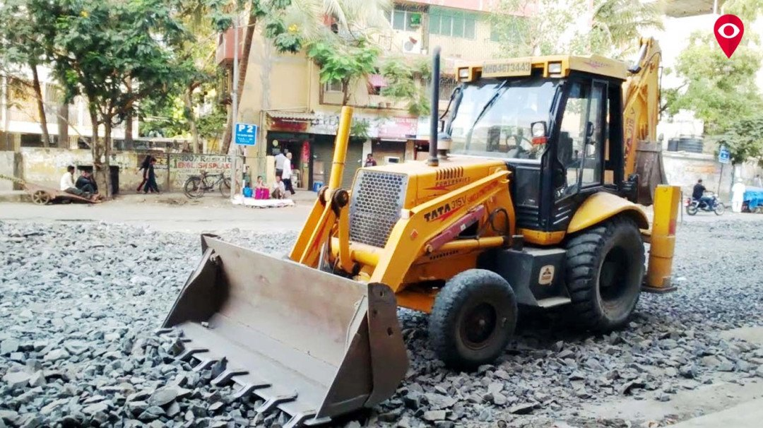 500 pathways to be repaired before the rains