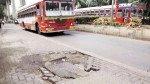 भ्रष्ट सड़क ठेकेदारों सहित इंजीनियरों पर भी होगी कार्रवाई