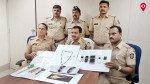 चोरों के अंतरराज्यीय गिरोह का भंडाफोड़, 5 गिरफ्तार