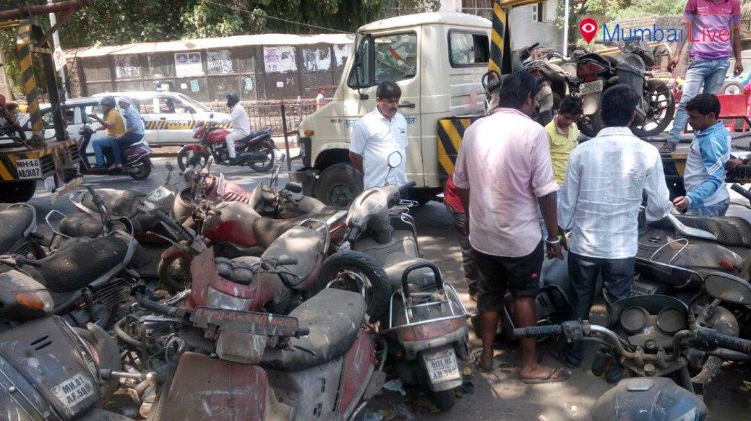 जनता की समस्या के आगे झुकी पुलिस... हटाई मुसीबत की जड़