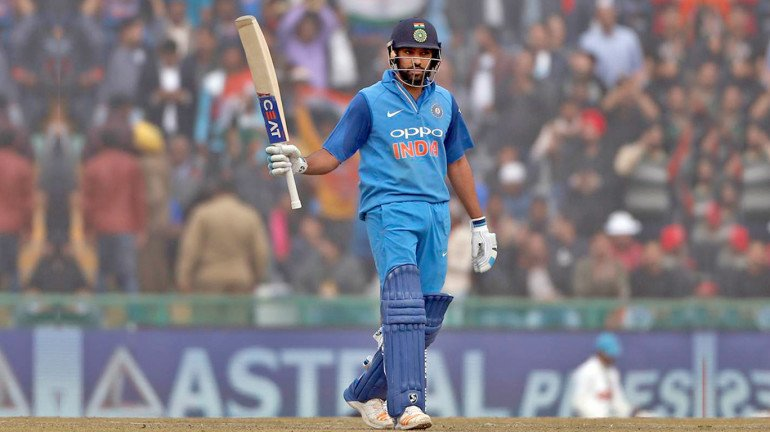 Hitman Rohit Sharma breaks record as he hits most sixes in T20 games