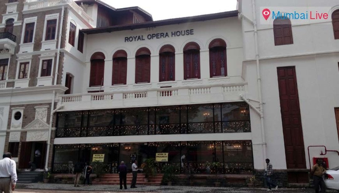 Royal Opera House shines again