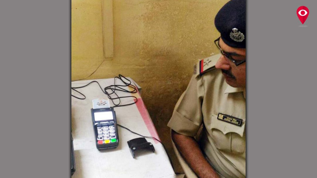 Railway now goes cashless for penalties