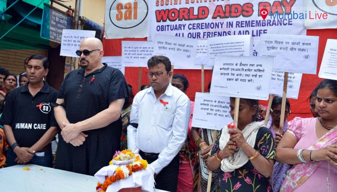 NGO urges kinder behaviour to AIDS patients