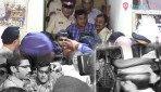 Sandeep and Santosh surrenders