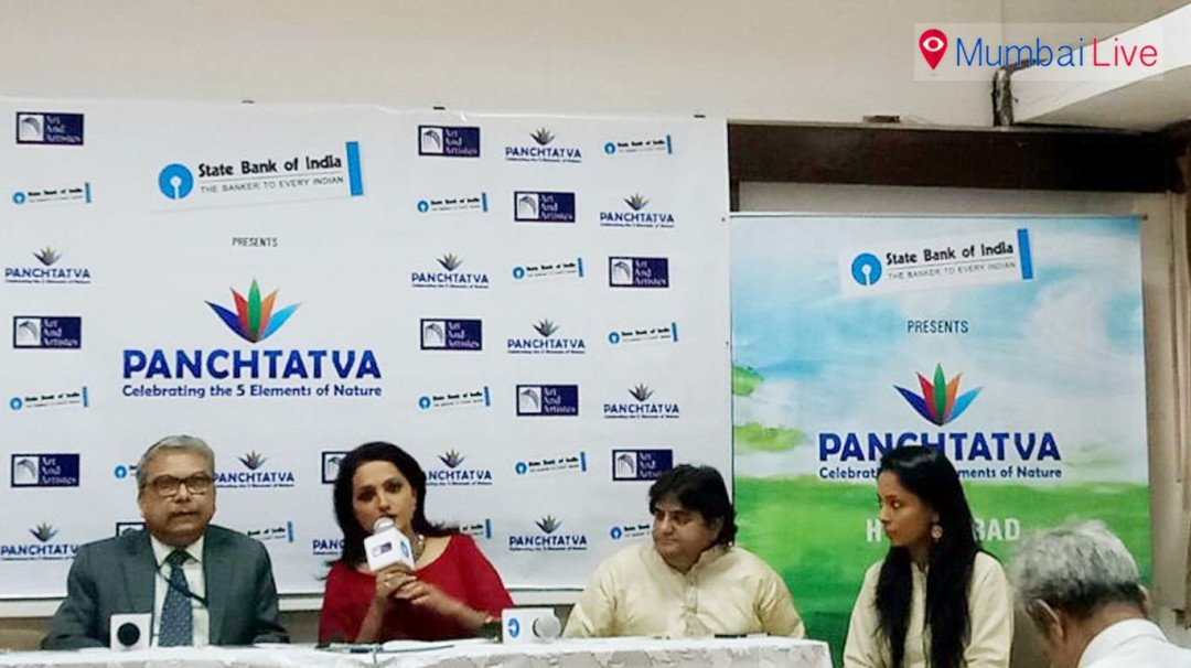 Musical Nite by SBI Panchatatva on 16th March