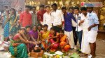 College students celebrate Pongal