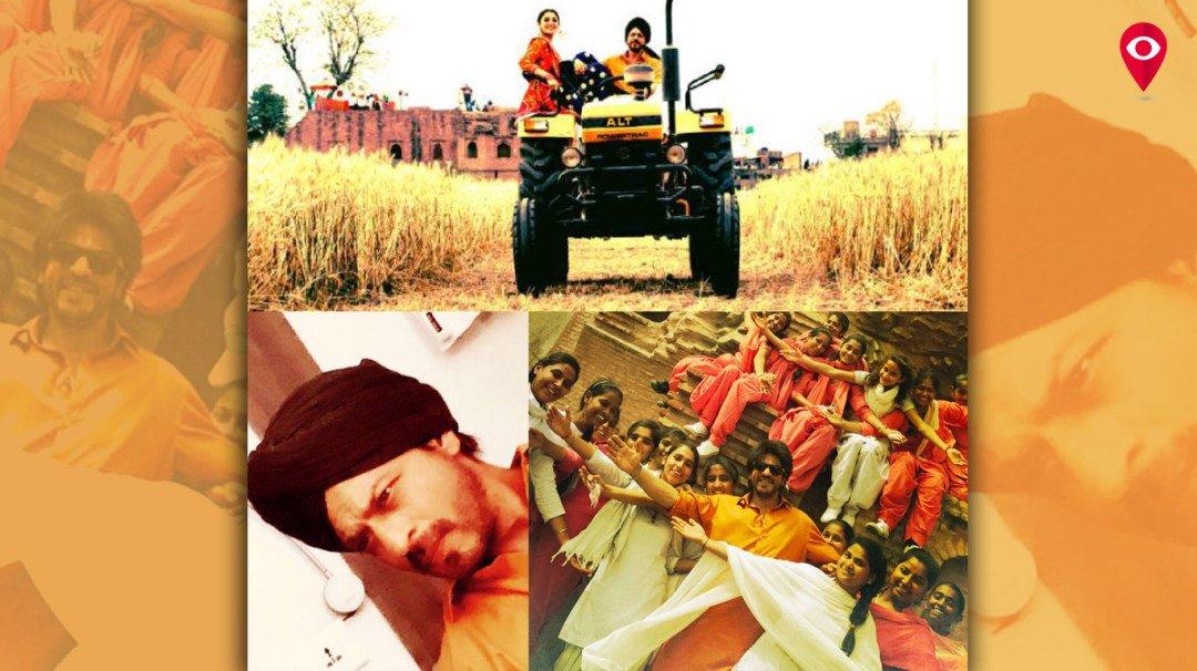 Meet Shahrukh'Singh' in Punjab