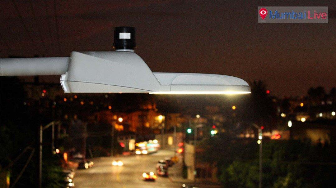 एलईडी से रोशन होंगी मुंबई की सड़कें!