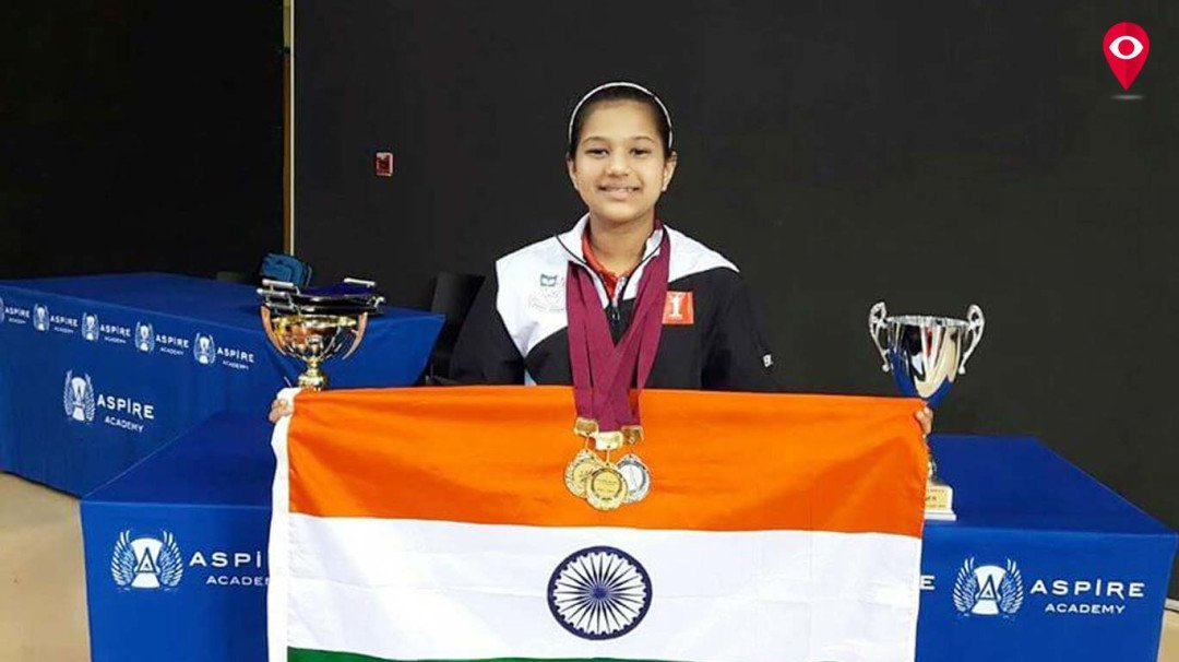 मुंबई की टेबल टेनिस खिलाड़ी दिव्या के नाम एक नई उपलब्धि