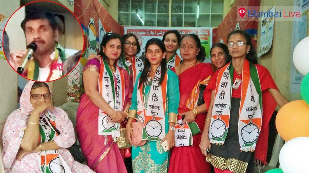 Sachin Ahir inaugurates PR office in Kumbharwada