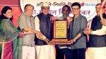 Sachin Pilgaonkar gets 'Lifetime Achievement' award