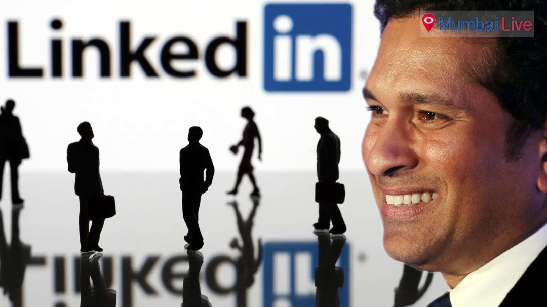 Sachin Tendulkar joins Linkedin as an influencer
