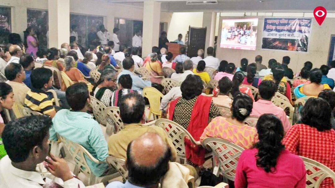 सहारनपुर हिंसा पीडितों ने सुनाया अनुभव