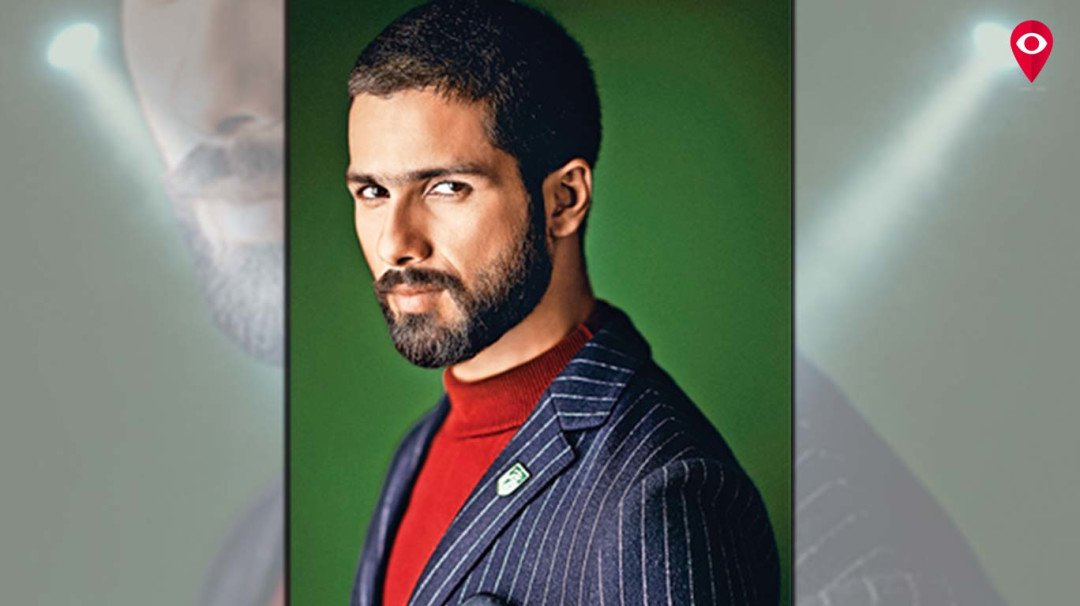 Shahid Kapoor completes glorious 14 years in Bollywood