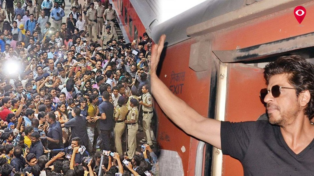 'शाहरुख़ खान हाजिर हों'