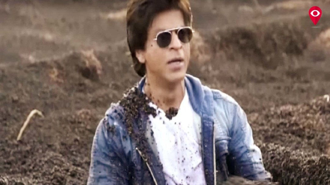 When Shah Rukh Khan lost his cool...