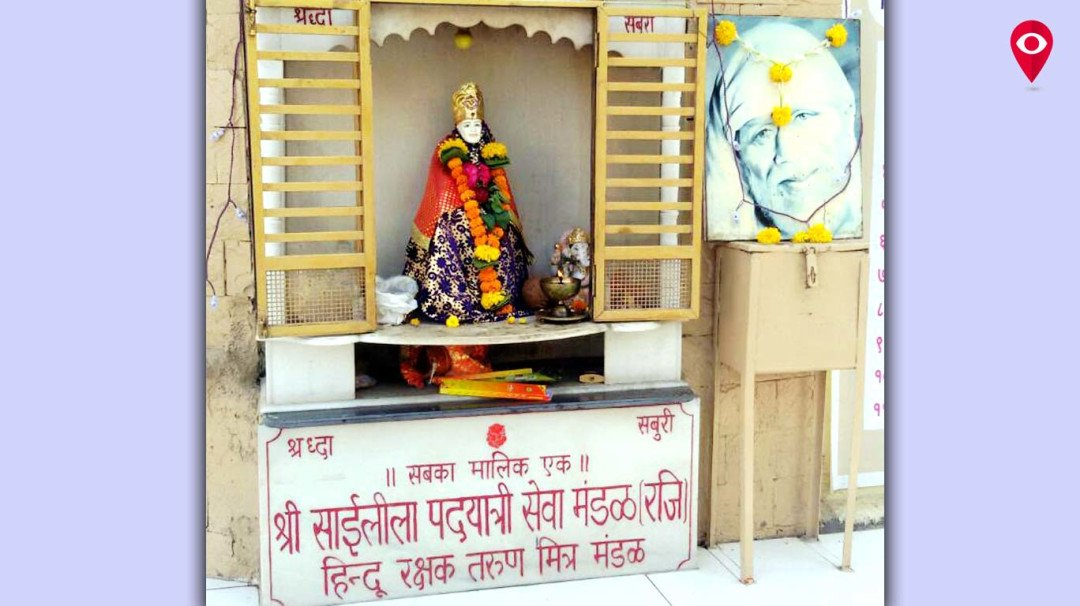 Burglars strike at Sai Baba temple, swipe cash box